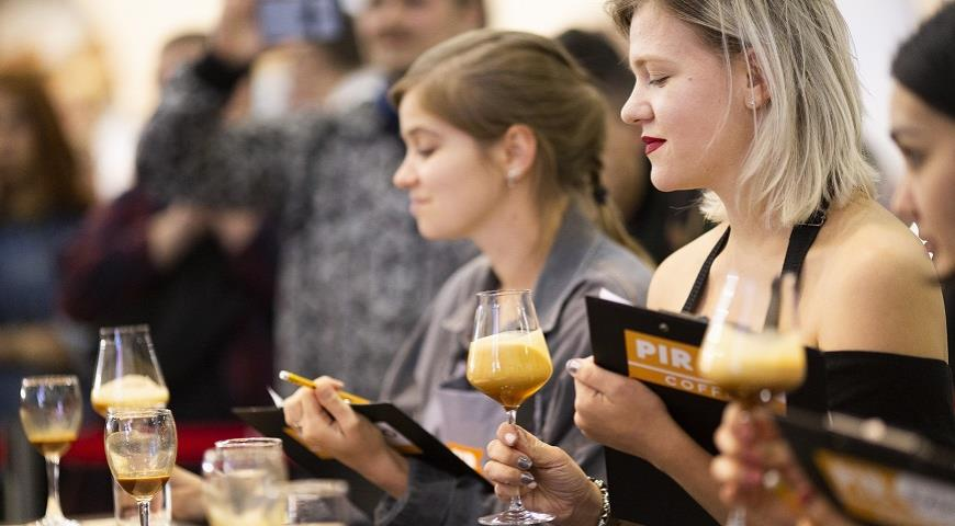 В Москве пройдет Moscow Coffee Festival