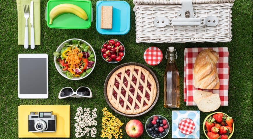 Как организовать незабываемый пикник photo