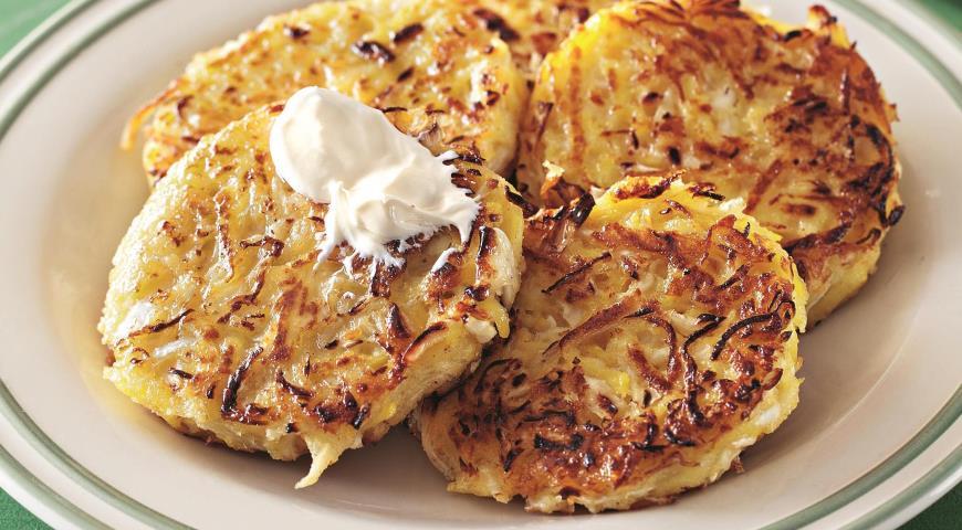 Котлетки из свежей капусты с картофелем 2