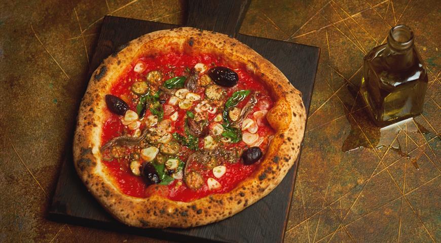 Пицца «Неаполитана»