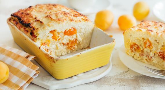 Творожная запеканка  идеальный вариант для сытного завтрака или легкого ужина