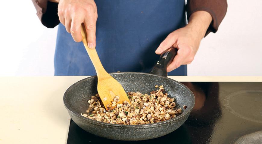 Биф Веллингтон из вырезки, пошаговый рецепт с фото