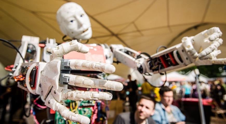 Что есть на фестивале Geek Picnic