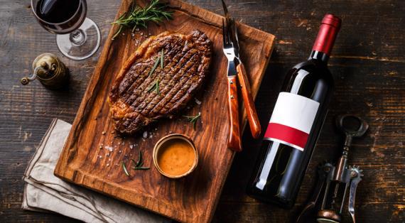 Еда с градусами. Как улучшить вкус блюд при помощи алкоголя
