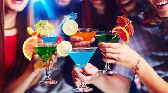 5 правил домашней коктейльной супер-вечеринки