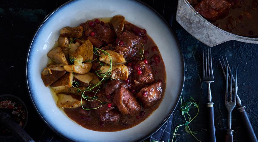 «Таежный» кабан, пошаговый рецепт с фото