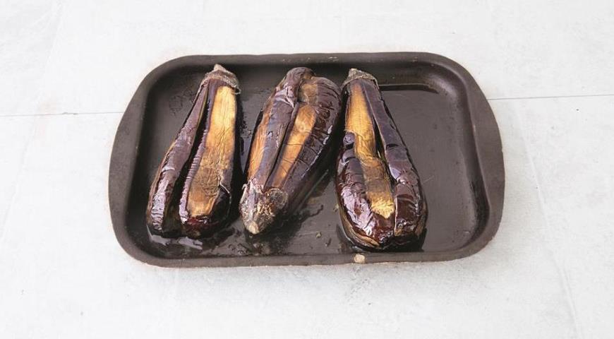 Запеките баклажаны в духовке