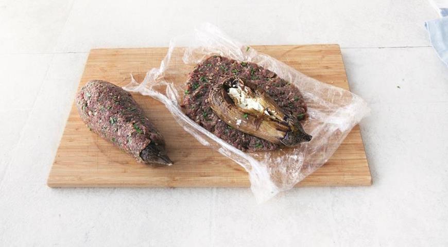Фаршированные баклажаны наоборот, пошаговый рецепт с фото