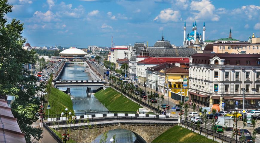 7 лучших ресторанов Казани