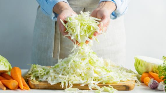 В какой кадке лучше квасить капусту