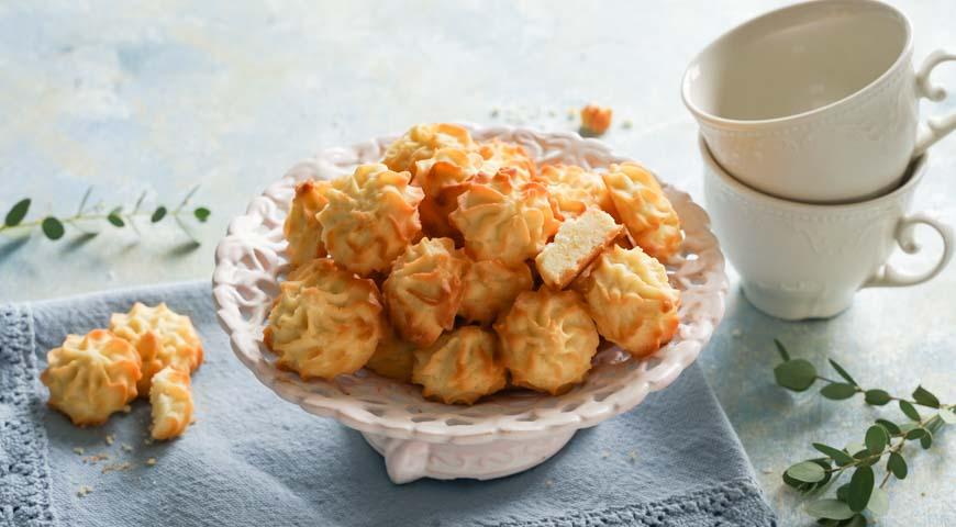 Рецепт простого домашнего печенья на маргарине - 19 пошаговых фото в рецепте | 480x870