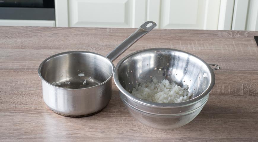 Ленивые голубцы с фаршем и рисом, пошаговый рецепт с фото