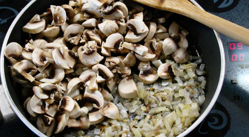 Мясной пенек, пошаговый рецепт с фото