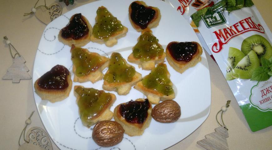 Творожные кексы с Махеевъ, пошаговый рецепт с фото