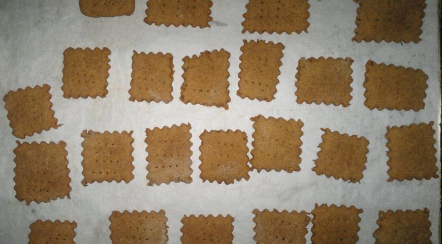 Закусочные крекеры с Махеевъ, пошаговый рецепт с фото
