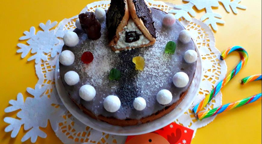 Пряный кекс с клюквой в сахаре, пошаговый рецепт с фото