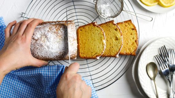 Как приготовить замечательный кекс без рецепта