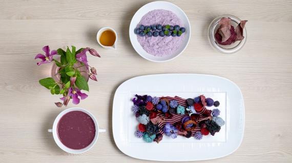 Что такое цветная диета и как она работает?