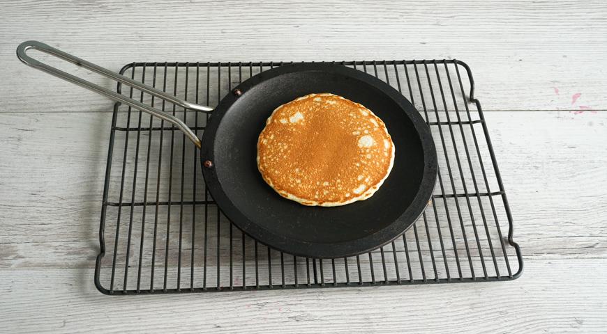 Пирожные с черничным кремом, пошаговый рецепт с фото