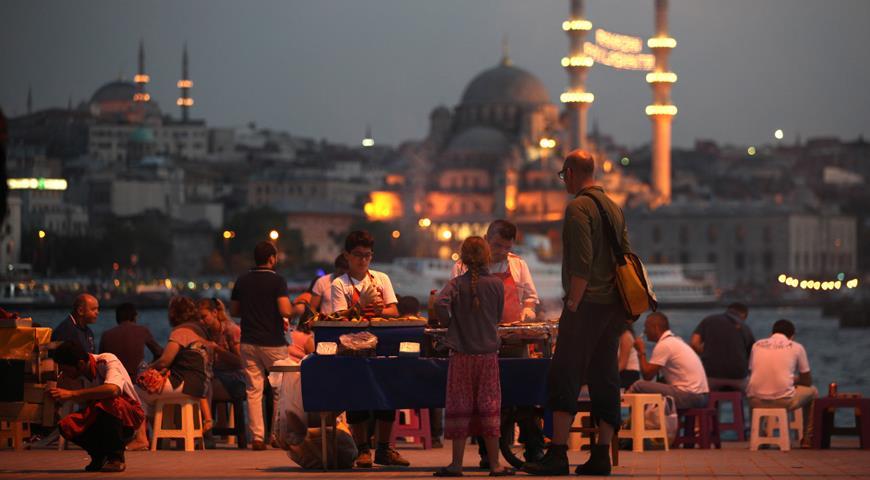 Если вы еще не были в Стамбуле Стамбул