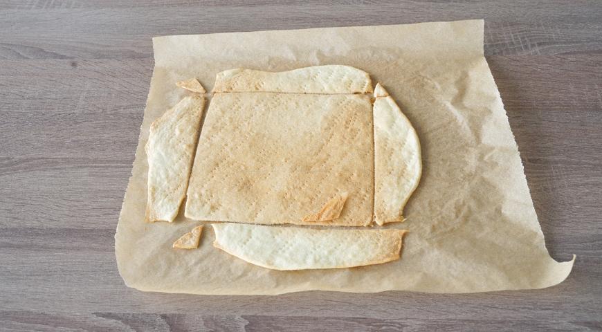 Домашний Наполеон с заварным масляным кремом, пошаговый рецепт с фото