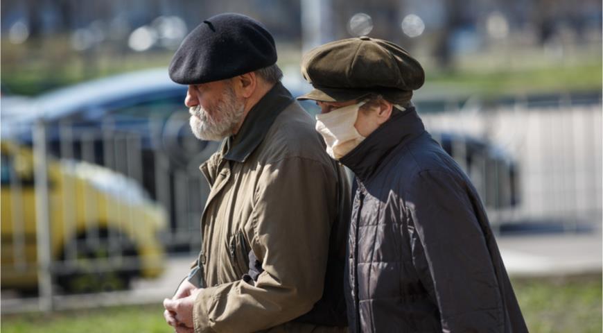 Как уговорить пенсионеров не выходить из дома?