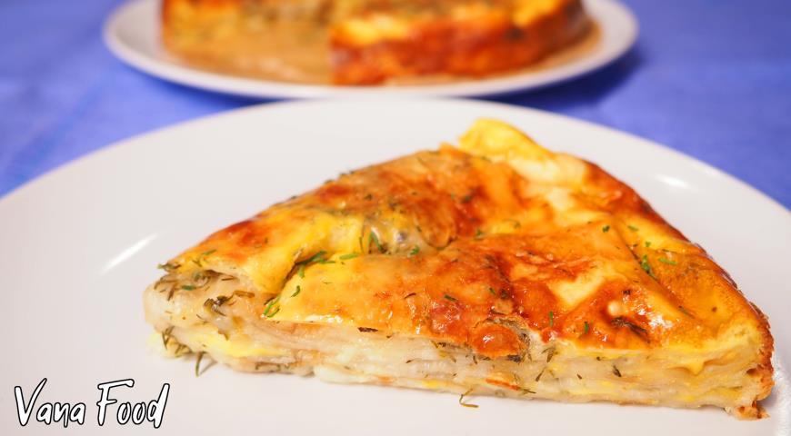 Фото приготовления рецепта: Сырный пирог из лаваша, шаг №0