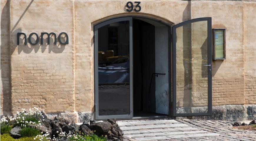 Ресторан Noma открывает двери 21 мая для всех гостей