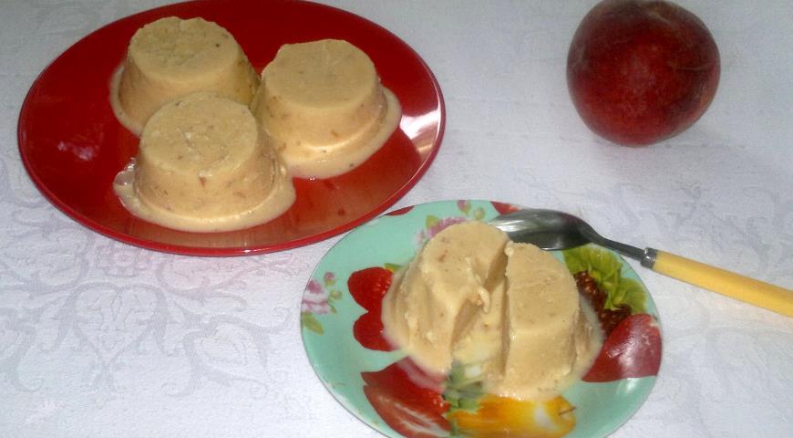 Домашнее сливочно-персиковое мороженое, пошаговый рецепт с фото
