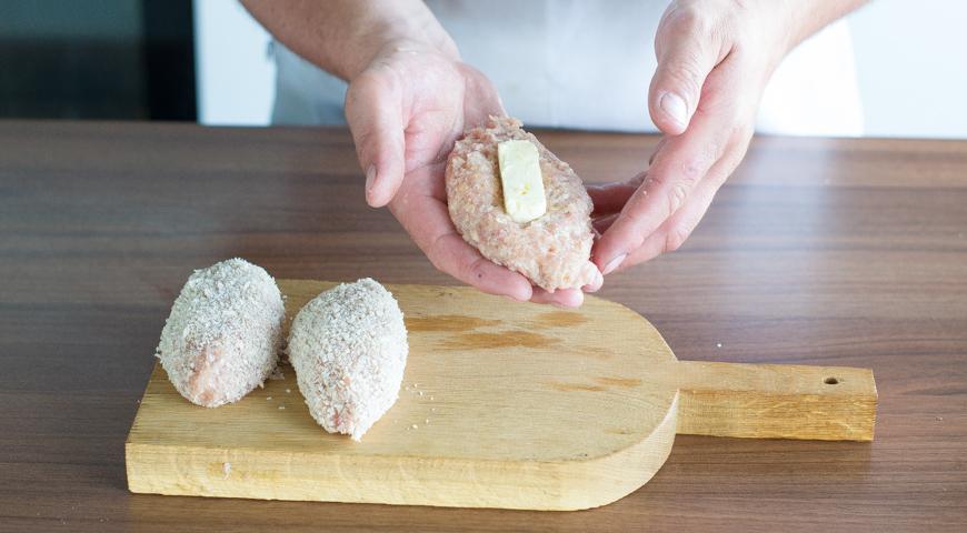 Вкусные куриные котлеты , пошаговый рецепт с фото