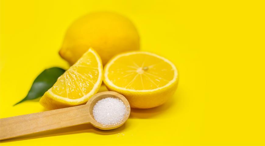 Почему лимонную кислоту делают не из лимонов