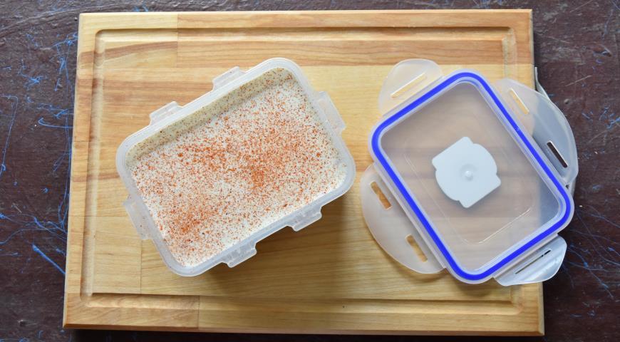 Сыр брынза (имитация), пошаговый рецепт с фото