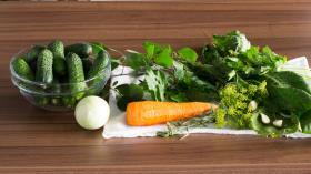 Огурцы маринованные на зиму, пошаговый рецепт с фото