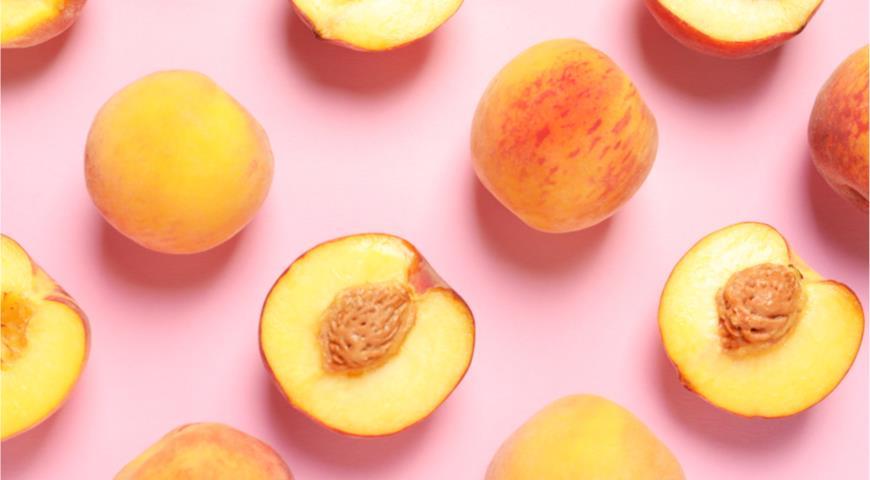 Персики и нектарины – в чем разница
