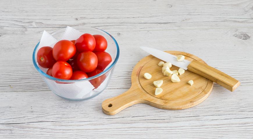 Соленые помидоры на зиму, пошаговый рецепт с фото