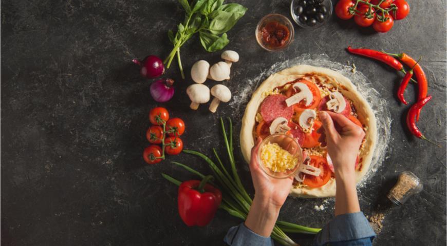 Приготовь блюдо итальянской кухни и выигрывай призы!