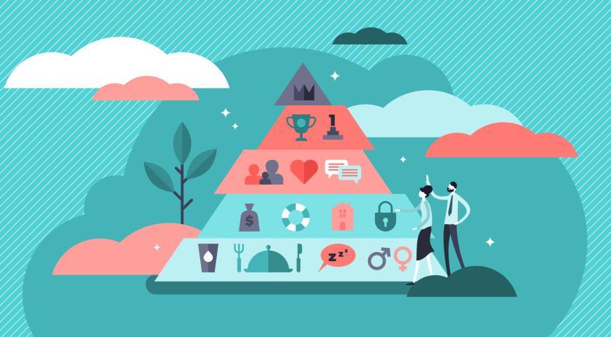 Кто такой Маслоу, придумавший пирамиду потребностей?