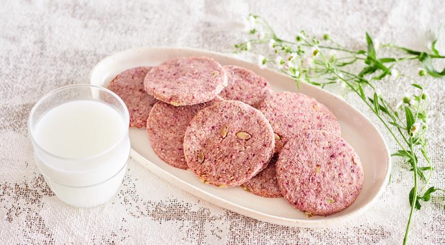 Отлученцы, смоленское медово-ягодное печенье, пошаговый рецепт с фото