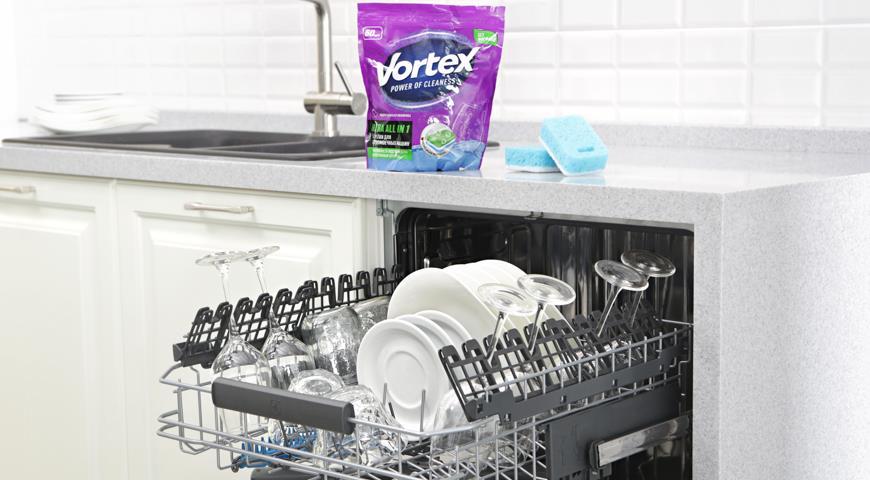 Gastronom.ru тестирует таблетки для посудомоечных машин