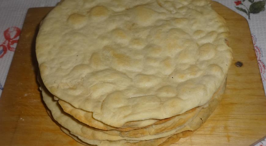 Торт Наполеон, пошаговый рецепт с фото