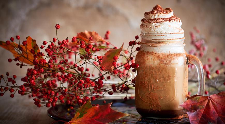 Шоколадный кофе мокка, пошаговый рецепт с фото