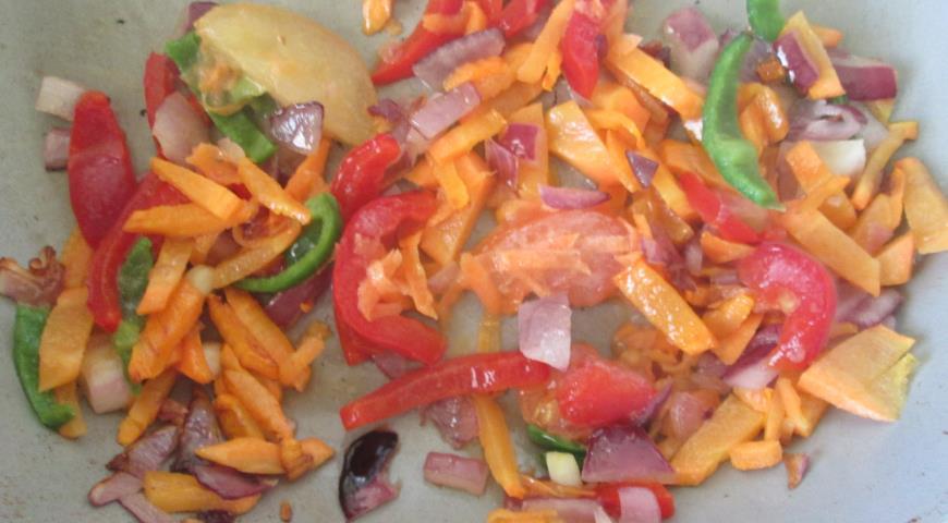 Суп из нута и овощей, пошаговый рецепт с фото