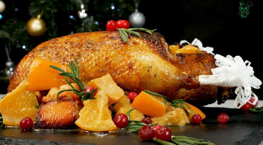 Нежная утка, пошаговый рецепт с фото