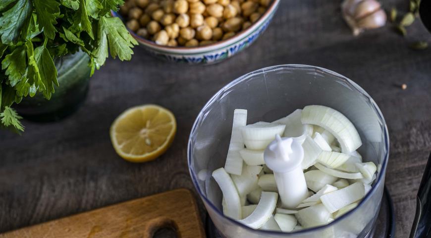 Фалафель, пошаговый рецепт с фото