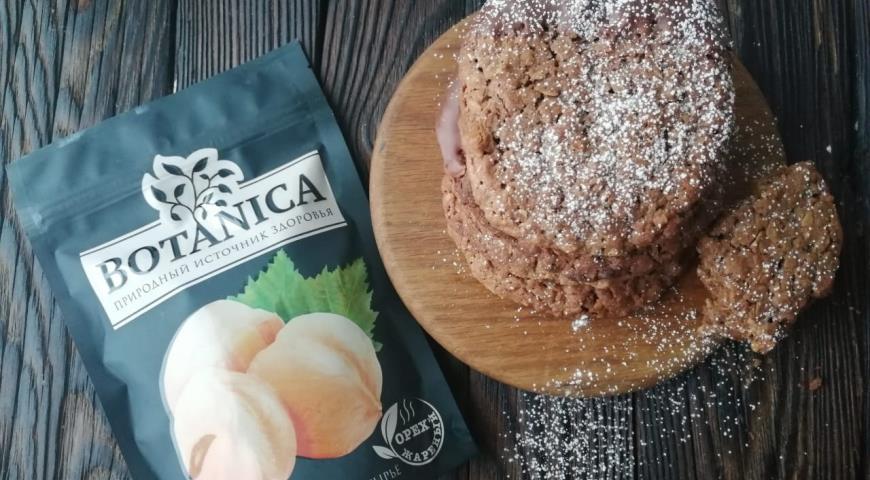 Овсяное печенье с фундуком, пошаговый рецепт с фото