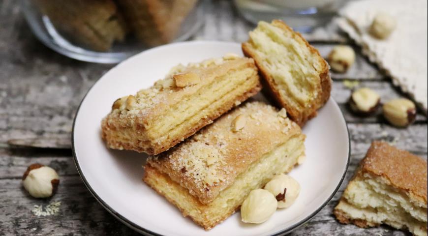 Павловское печенье, пошаговый рецепт с фото