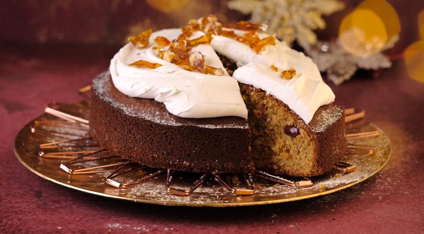 Василопита, греческий рождественский пирог, пошаговый рецепт с фото