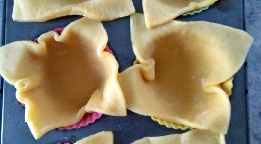 Пирожные соффиони, пошаговый рецепт с фото