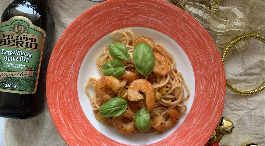 Итальянские огни , пошаговый рецепт с фото