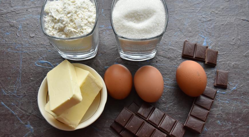 Брауни, пошаговый рецепт с фото